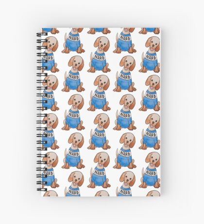 Nard Dog Spiral Notebook