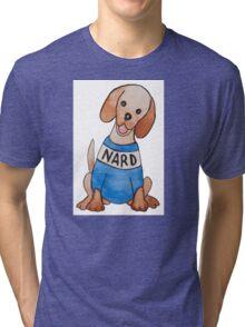 Nard Dog Tri-blend T-Shirt