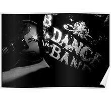 DANCE BAND. Poster
