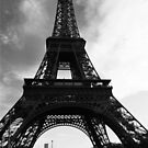Eiffel Tower by Craig Maguire