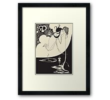 The Climax Framed Print