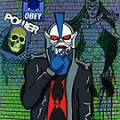 Street Hordak by Jim T