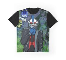 Street Hordak Graphic T-Shirt