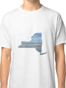 NY ocean Classic T-Shirt