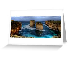 Great Ocean Rd Victoria Greeting Card