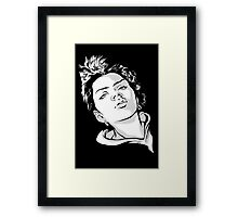 Phoebe Can't Sleep Framed Print
