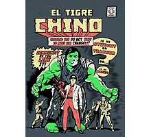 El Tigre Chino Photographic Print