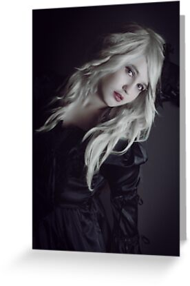 Gothic Beauty by Ashlee Hawksworth