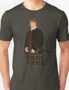 Jamie Fraser III - Outlander Unisex T-Shirt