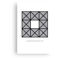 Design 58 Canvas Print