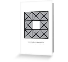 Design 58 Greeting Card