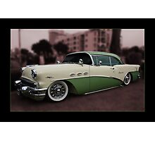 1956 Buick Special Photographic Print