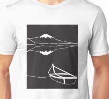 Mount Fuji night Unisex T-Shirt