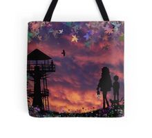 My Studio - Our Tree House Tote Bag