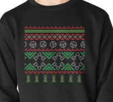 Car part Christmas 3 Pullover