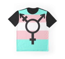 Transexual Pride. Graphic T-Shirt