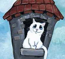Catpunzel by Lisa Marie Robinson