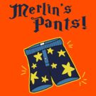 Merlin's Pants! by koalaknight