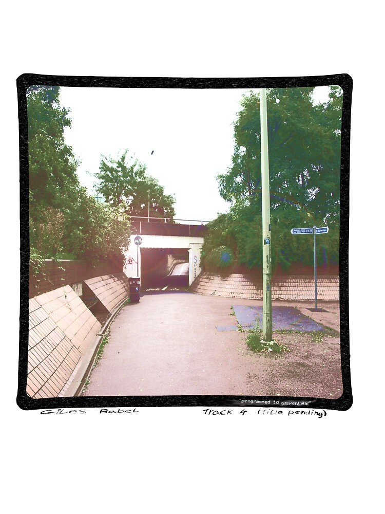 Giles Babel - track 4 (title pending) by hunchbakk