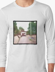 Giles Babel - track 4 (title pending) Long Sleeve T-Shirt