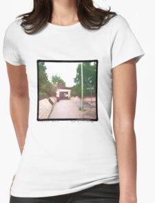 Giles Babel - track 4 (title pending) Womens Fitted T-Shirt
