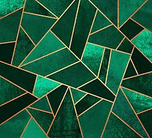 Emerald and Copper by Elisabeth Fredriksson
