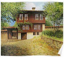 Kotel - Ethnographic museum Poster