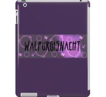 Walpurgisnacht iPad Case/Skin