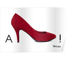 AShoe - Bless You Poster