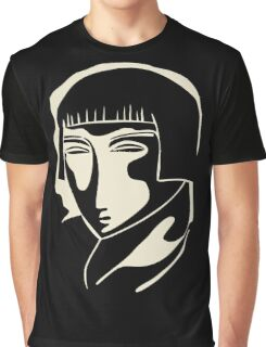 1928 woman face Graphic T-Shirt