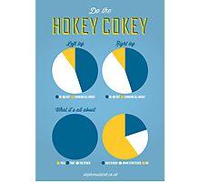 Hokey Cokey Photographic Print