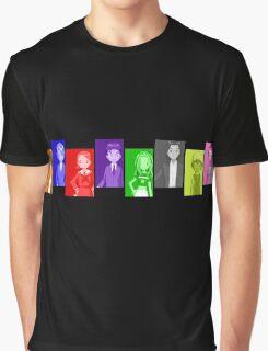 Digidestined (Digimon Adventure 02) Graphic T-Shirt