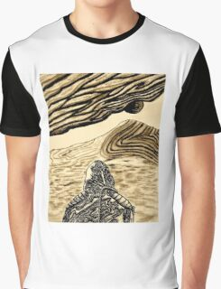Escaping Arrakis  Graphic T-Shirt