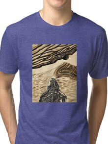 Escaping Arrakis  Tri-blend T-Shirt