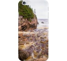 Merging With The Sea iPhone Case/Skin