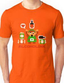 Alcoholink Unisex T-Shirt