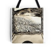 Arrival of the Fremen Leader.  Tote Bag