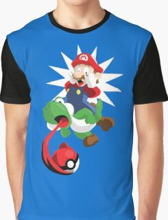 Gotta Eat Them All! Graphic T-Shirt