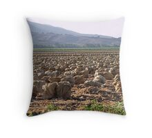"""""""Onions"""" Throw Pillow"""