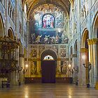 Sanctuary of Santa Maria della Steccata, Parma, Italy by GrahamCSmith