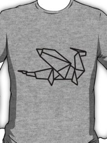 Origami Dragon Stylie T-Shirt
