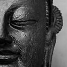 Buddha in bliss by Sumanta
