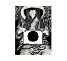 The Reverend Mother Art Print