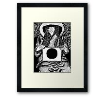 The Reverend Mother Framed Print