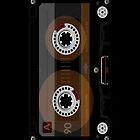 Retro Music Cassette Tape iPad Case / iPhone 5 Case / iPhone 4 Case  by CroDesign