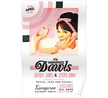 The Memphis Dawls Birthday Extravaganza and Kangaroo Kickoff Party Poster