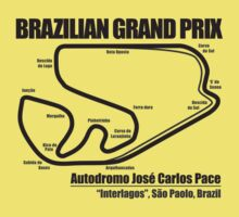 Brazilian Grand Prix (Light Shirts) by oawan