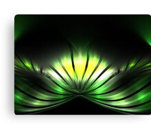 Lotus of the Forest Canvas Print