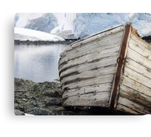 Whaling History Canvas Print