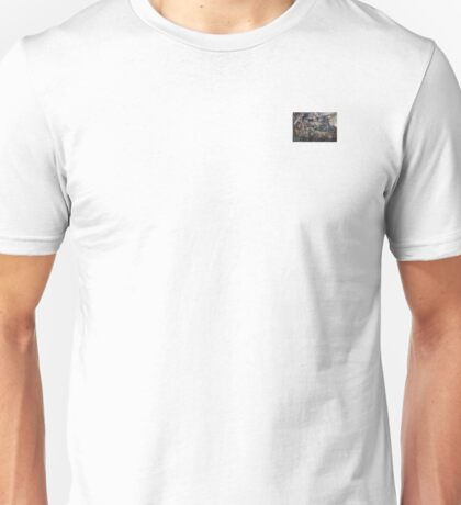 beyond your field of vision, that is where you really want to be.. Unisex T-Shirt